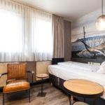 Schönes Einzelbettzimmer im Nürnberger Best Western Hotel