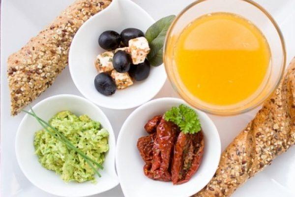 Ein gesundes ausgewogenes Frühstück im Best Western Hotel Nürnberg